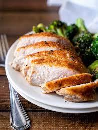 juicy oven baked pork chops recipe i