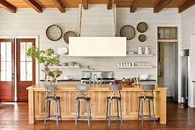 shiplap kitchen by chip and joanna gaines