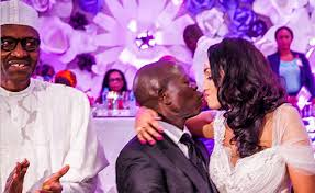 Image result for buhari and oshionmhole