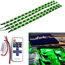 Utv Led Light Strips Details About Boat And Car Wireless Remote Control Motorcycle Green Led Light Strip Kit Dc 12v