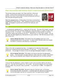ks animal farm by george orwell teachit english 8 preview