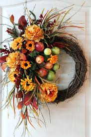 summer wreaths for front doorSummer Wreaths For Front Door Pinterest Outdoor Fall Cute Inviting