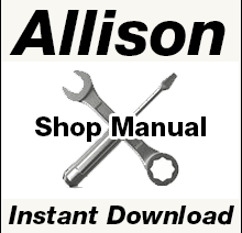 allison 3000 4000 series 4th gen transmission troubleshooting allison factory oem transmission shop service repair manual