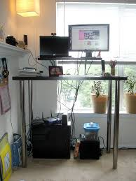 IKEA Hackers: Simple and Reversible Standing Desk