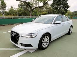 Audi A6 Depreciation Chart Used Audi A6 Car For Sale In Singapore Dave Motor Trading