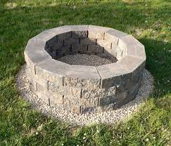 how to build a diy fire pit under 100