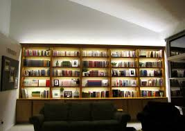 Bookcase Lighting Options Bookcase Lighting Hardwired System Inspired Led