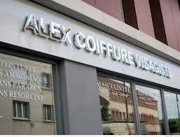 Enseigne Pour Coiffeur Chelles 77 Alex Visagiste Et Salon De