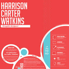 Graphic Resume 20 Beautiful Infographic Resumes That Will Inspire You Visual