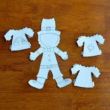 template of a leprechaun east coast mommy leprechaun paper doll free template