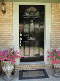 black front door with sidelightspictures of black front doors  kapandate