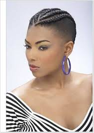 Africa Hair Style braiding styles for short hair dhairstyles 5535 by wearticles.com