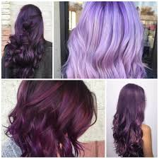 Sweet Plum Hair Colors for 2018 \u2013 Best Hair Color Ideas \u0026 Trends ...