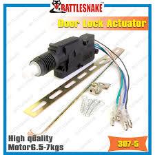 wire door lock actuator wiring diagram image shipping top quality car door lock actuator cf307 5 wires on 5 wire door lock