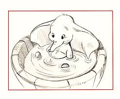 dumbo's bath | Animation | Pinterest | Sketches, Characters and ...