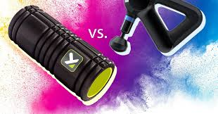 Foam Roller vs. <b>Massage Gun</b>: Which Is More Effective? | Shape