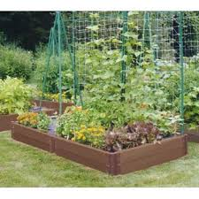 Small Picture raised bed vegetable gardening for beginners uk garden design