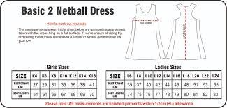 Hornsby Lions Netball Dress