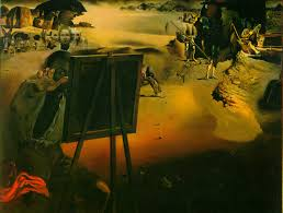 salvador dali paintings list and pictures