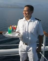 Cruise Ship Jobs - Bar Waiter-Bar Steward-Bar Server
