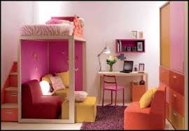 Bunk Bed Ideas For Small Rooms Trends With Enchanting Childrens