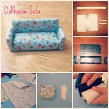 how to make dollhouse furniture. Image Result For How To Make Dollhouse Furniture Out Of Household Items W