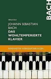 Johann Sebastian Bach. Das Wohltemperierte Klavier Buch versandkostenfrei