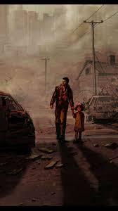 video game the walking dead season 1 720x1280 mobile wallpaper