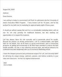 Letter Of Recommendation Sample Teacher Letter Of
