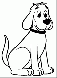 Small Picture brilliant big red dog coloring pages printable also clifford song