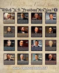 Which U S President Are You Myers Briggs Chart Imgur
