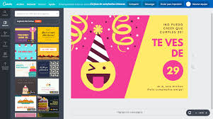 Crea Tarjetas De Cumpleaños Chistosas Online Gratis Canva
