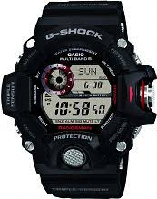 "casio watches edifice g shock more watch shop comâ""¢ mens casio g shock rangeman alarm chronograph radio controlled watch gw 9400 1er"