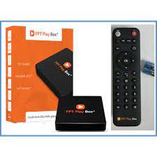 Đầu thu kỹ thuật số FPT Play Box+ 2021 - Tivi Box - Hệ điều hành AndroidTV  10 S500 - Đầu thu kỹ thuật số