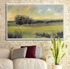 landscape wall art decor living room