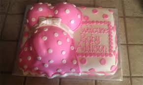 Baby Shower Baby Bump Pregnant Belly Cake Ideas  Crafty MorningBelly Cake For Baby Shower