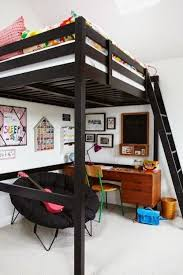 contemporary attic bedroom ideas displaying cool. get inspiration for your kids room with petrasu0027 loft bed on made unboxedu2026 contemporary attic bedroom ideas displaying cool e