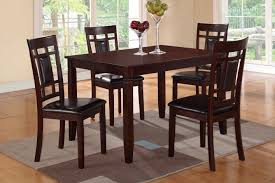 Modern Round Kitchen Tables Dining Room Outstanding Contemporary Round Dining Room Sets Best