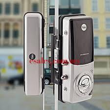 yale ydg313 digital lock for glass door
