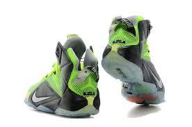 lebron james shoes 12 green. nike lebron 12 volt black | cheap pinterest lebron, james and shoes green n