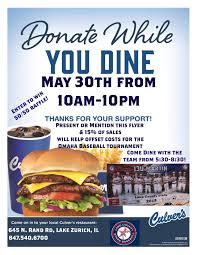 Donate While You Eat 13u Martin Heading To Omaha