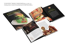 coffee table book at rs 10000 demy size