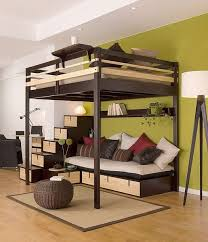 best 25 double loft beds ideas on 2 boys elevated desk and bunk beds for boys room