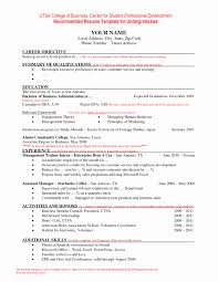 Accountant Resume Format Pdf New Best Resume Format 2014 Examples Of