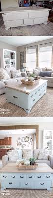 classic diy repurposed furniture pictures 2015 diy. $50 Faux Planked Coffee Table Makeover From A Trunk Classic Diy Repurposed Furniture Pictures 2015 S