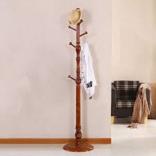 Vertical Coat Rack Gorgeous Amazon Solid Wood Floor Coat Rack Creative Vertical Living Room