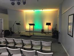 lighting small space. Prior To Our Installation The Church Was Using A Small Spot Light Track Used In Residences Or Business For Highlighting Artwork Adding Lighting Space N