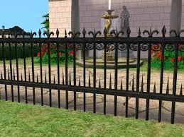 simple wrought iron fence. Stylish Wrought Iron Fence Gate Home Depot Swimming Pool Fences And Gates  Black Small Panels W . Rod Fencing Simple