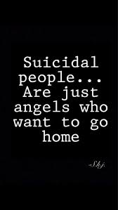 Suicidal Quotes