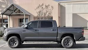 3rd gen : Stock / Lifted ride height measurement request [hub to ...